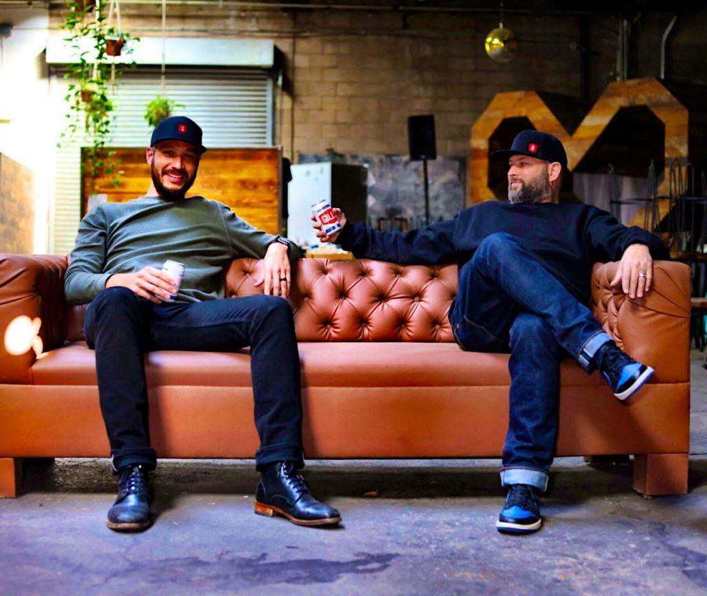Drew Sean Creators of Gillys Legendary Lager